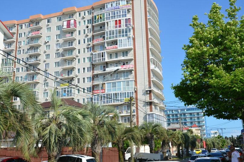 1-комн. квартира, 55 кв.м. на 6 человек, улица Просвещения, 84, Адлер - Фотография 2