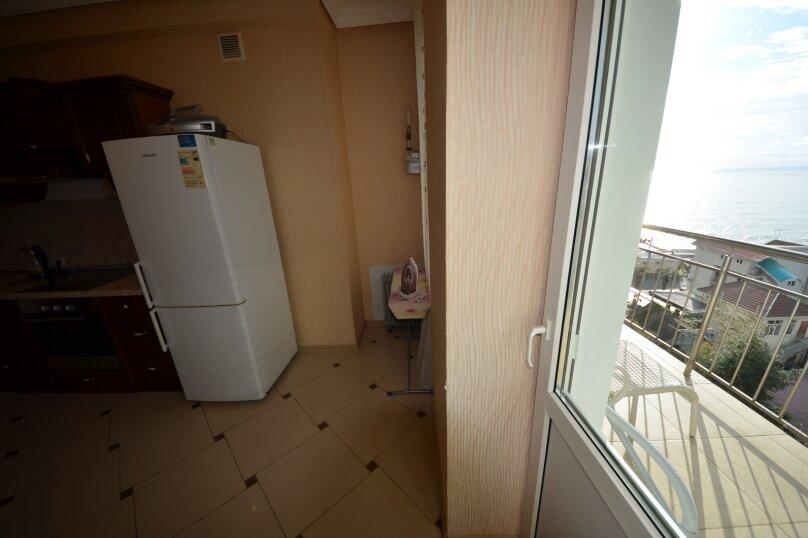 1-комн. квартира, 55 кв.м. на 6 человек, улица Просвещения, 84, Адлер - Фотография 10