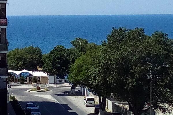 2-комн. квартира, 50 кв.м. на 5 человек, Крымская улица, 19К4, Геленджик - Фотография 1