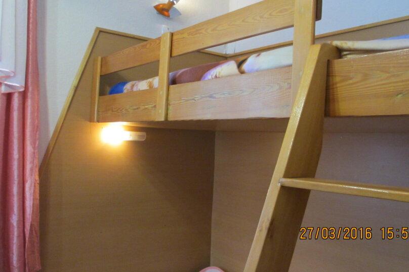 Дом, 16 кв.м. на 3 человека, 1 спальня, улица Революции, 25, Евпатория - Фотография 4