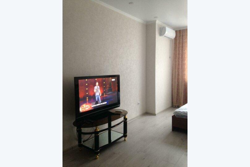 1-комн. квартира, 42 кв.м. на 6 человек, улица Крылова, 15к3, Анапа - Фотография 5