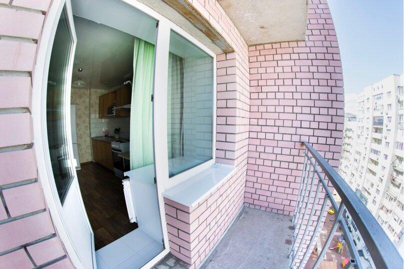 1-комн. квартира, 40 кв.м. на 5 человек, Университетская улица, 59Ак1, Саратов - Фотография 14
