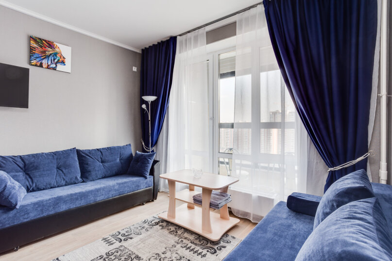 1-комн. квартира, 31 кв.м. на 4 человека, Сходненская улица, 17, Москва - Фотография 4