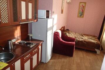 1-комн. квартира, 35 кв.м. на 3 человека, улица Розы Люксембург, Алупка - Фотография 1