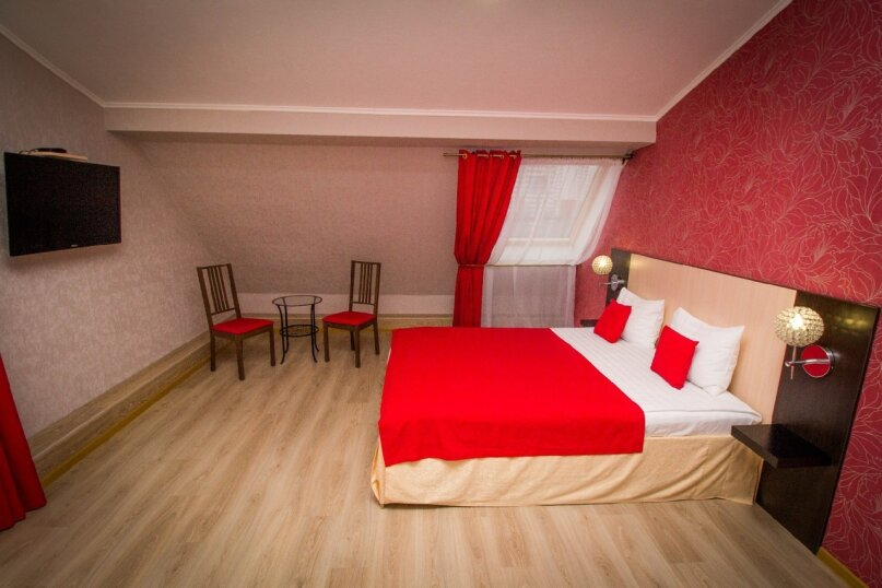 """Отель """"Vista"""", Памирская улица, 11 на 14 номеров - Фотография 39"""
