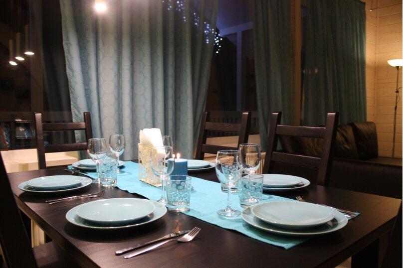 Коттедж в соснах, 140 кв.м. на 10 человек, 3 спальни, Красное озеро, 1, уч 4, Коробицыно - Фотография 6
