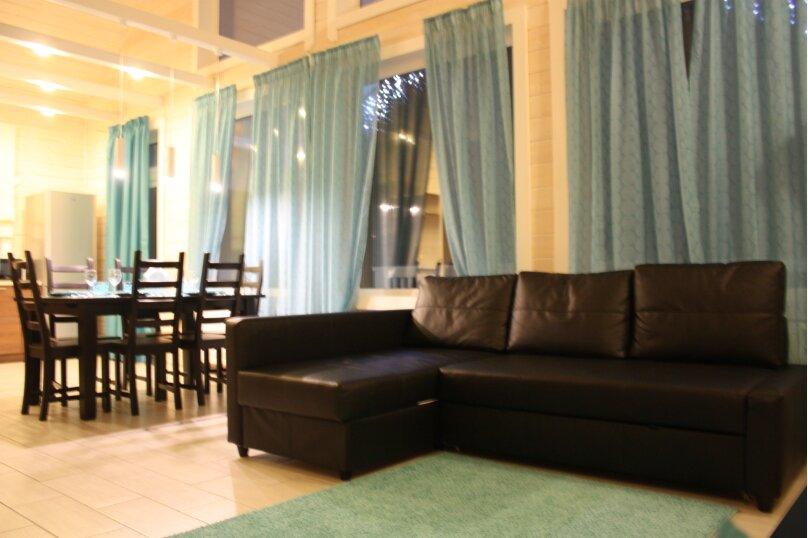 Коттедж в соснах, 140 кв.м. на 10 человек, 3 спальни, Красное озеро, 1, уч 4, Коробицыно - Фотография 10