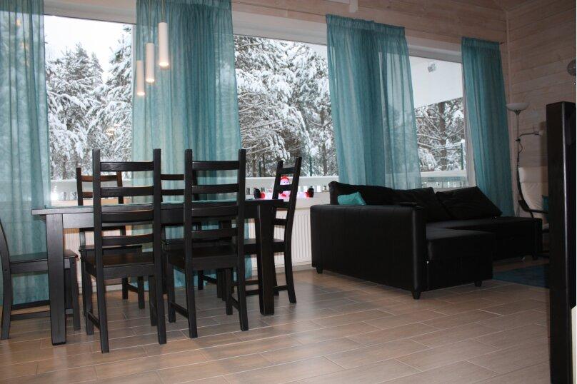 Коттедж в соснах, 140 кв.м. на 10 человек, 3 спальни, Красное озеро, 1, уч 4, Коробицыно - Фотография 11