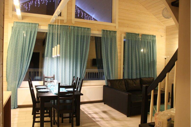 Коттедж в соснах, 140 кв.м. на 10 человек, 3 спальни, Красное озеро, 1, уч 4, Коробицыно - Фотография 12