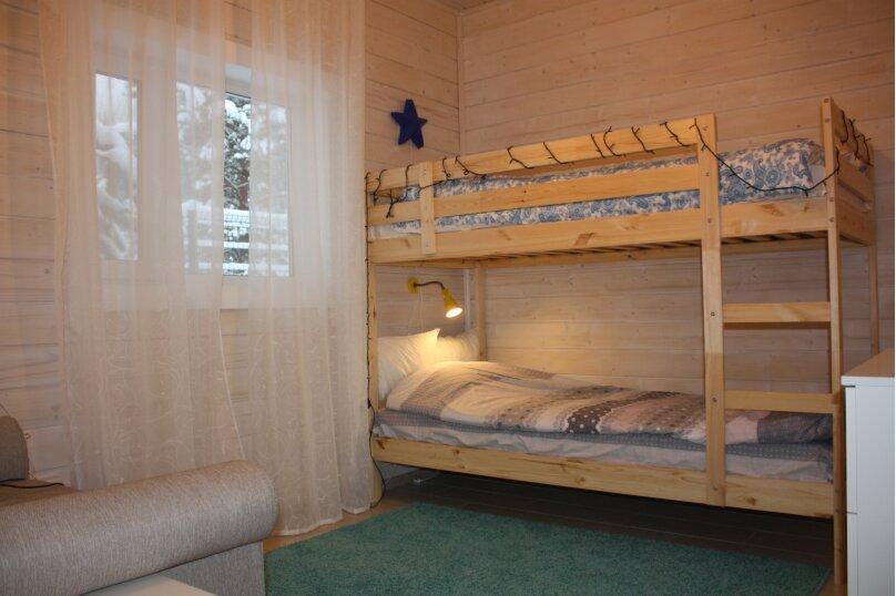 Коттедж в соснах, 140 кв.м. на 10 человек, 3 спальни, Красное озеро, 1, уч 4, Коробицыно - Фотография 15