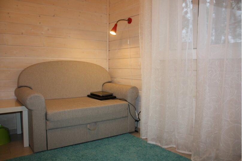 Коттедж в соснах, 140 кв.м. на 10 человек, 3 спальни, Красное озеро, 1, уч 4, Коробицыно - Фотография 16