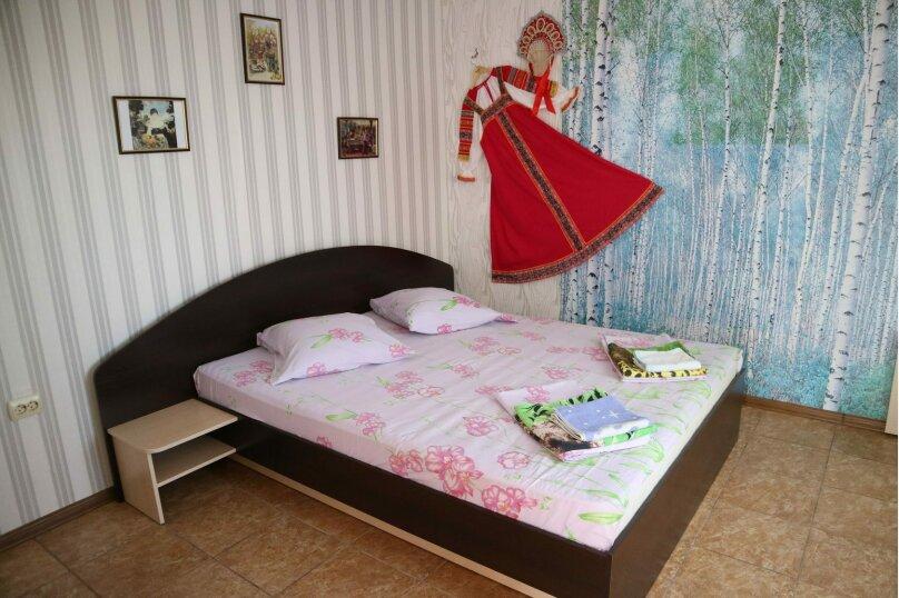 2-х местный номер эконом, Морская улица, 19, Оленевка - Фотография 1