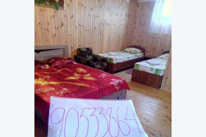 Стандарт четырехместный, улица Высоцкого, 3, Феодосия - Фотография 1