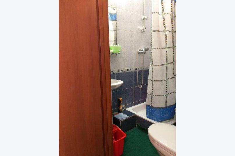1-комн. квартира, 16 кв.м. на 4 человека, улица Гагарина, 10, Кисловодск - Фотография 14