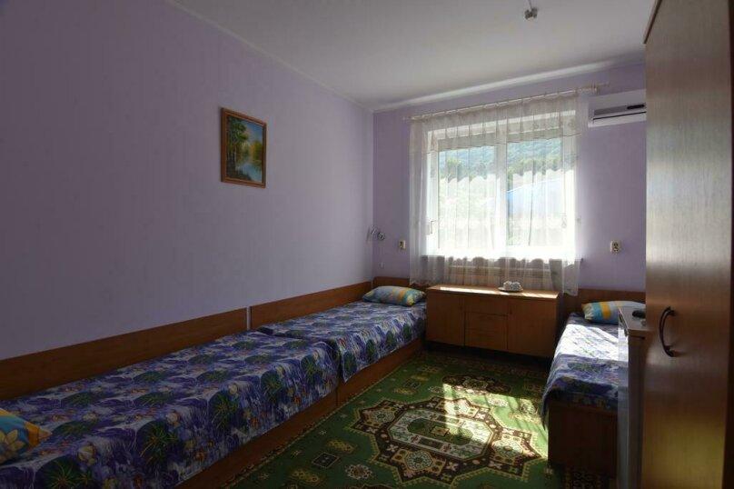 Стандартная трехместная комната, Курортный переулок, 5, Архипо-Осиповка - Фотография 1