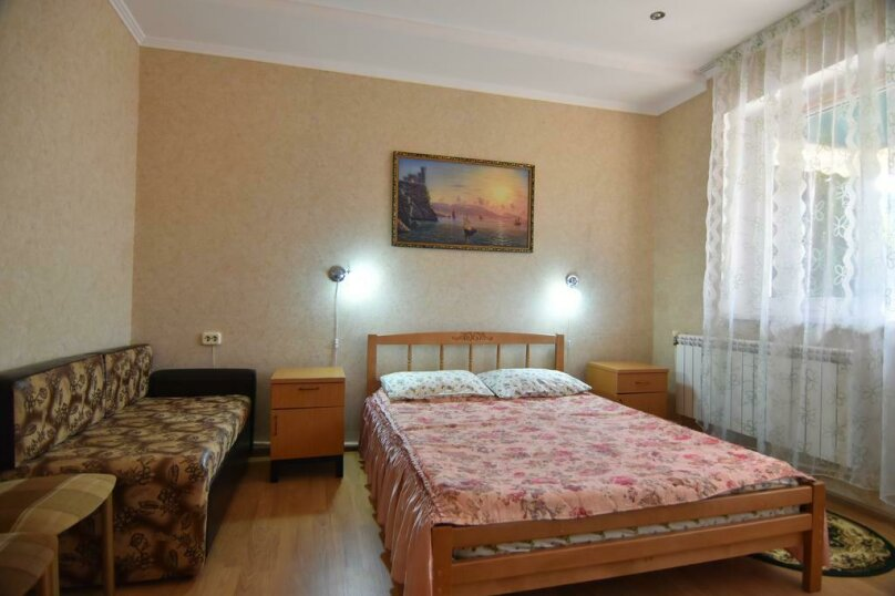 Стандартная трехместная комната 2 вместе+1, Курортный переулок, 5, Архипо-Осиповка - Фотография 1