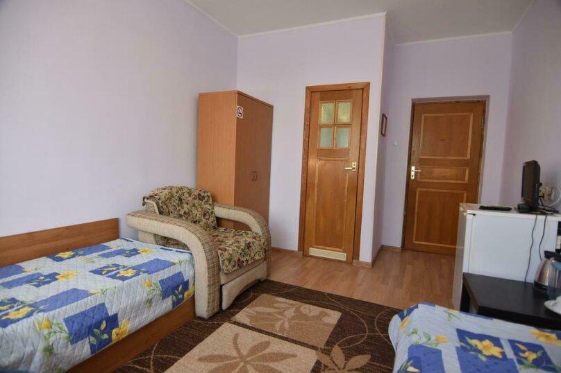 Стандартная трехместная комната 2 раздельно +1, Курортный переулок, 5, Архипо-Осиповка - Фотография 1