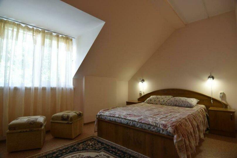 Стандартная комната люкс (3+3), Курортный переулок, 5, Архипо-Осиповка - Фотография 1