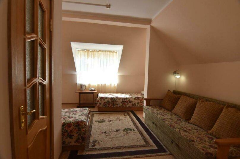 Стандартная комната люкс (2+4), Курортный переулок, 5, Архипо-Осиповка - Фотография 1