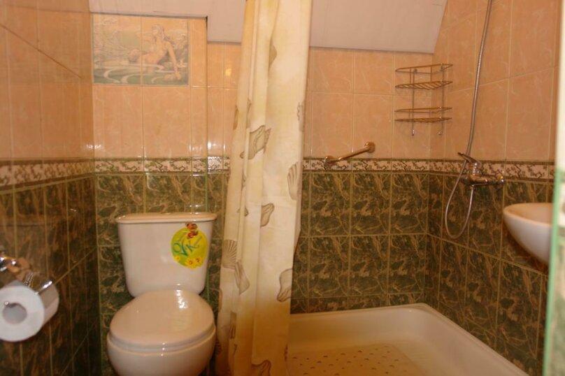 Четырехместная комната эконом-класса, Курортный переулок, 5, Архипо-Осиповка - Фотография 1