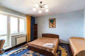 2-комн. квартира, 70 кв.м. на 5 человек, 2-я Дачная улица, 10, Центральный округ, Омск - Фотография 2