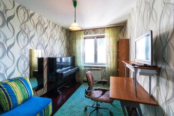 2-комн. квартира, 70 кв.м. на 5 человек, 2-я Дачная улица, 10, Центральный округ, Омск - Фотография 3