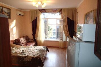 1-комн. квартира, 35 кв.м. на 4 человека, улица Розы Люксембург, 18, Алупка - Фотография 1