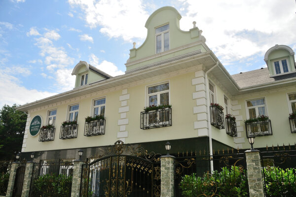 "Отель ""GREEN HOUSE Detox & SPA Hotel"""