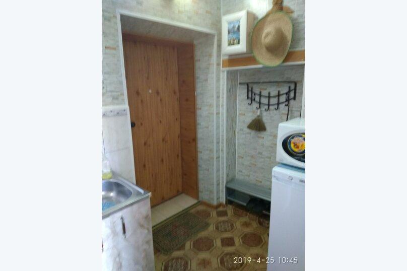 1-комн. квартира, 22 кв.м. на 3 человека, улица Энгельса, 24, Феодосия - Фотография 12