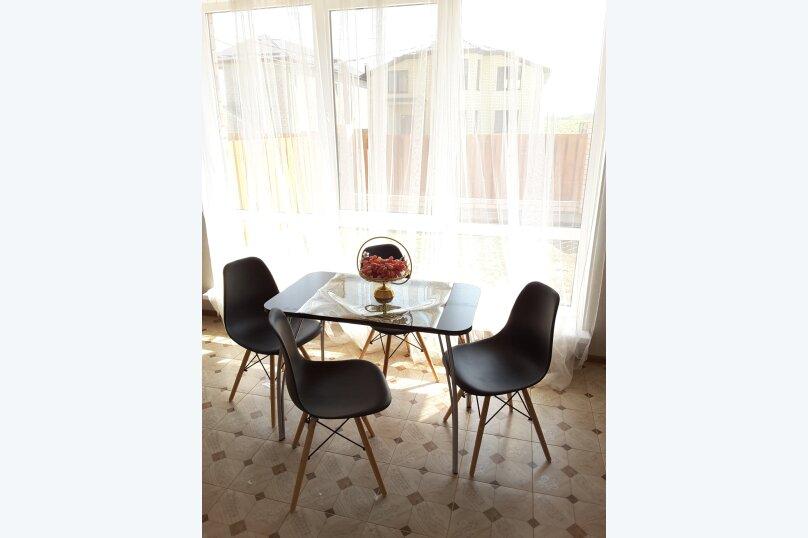 Дом, 80 кв.м. на 8 человек, 2 спальни, Южная улица, 50А, Витязево - Фотография 5