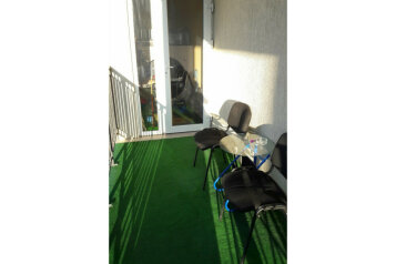 2-комн. квартира, 90 кв.м. на 6 человек, улица Полупанова, Евпатория - Фотография 2