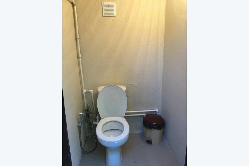 Домик с двориком, 35 кв.м. на 4 человека, 2 спальни, Курзальная улица, 40, Геленджик - Фотография 3