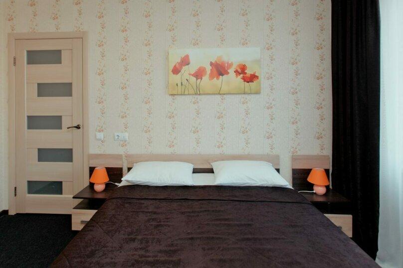 Улучшенный 2-х комнатный люкс, улица Марата, 9, Керчь - Фотография 1