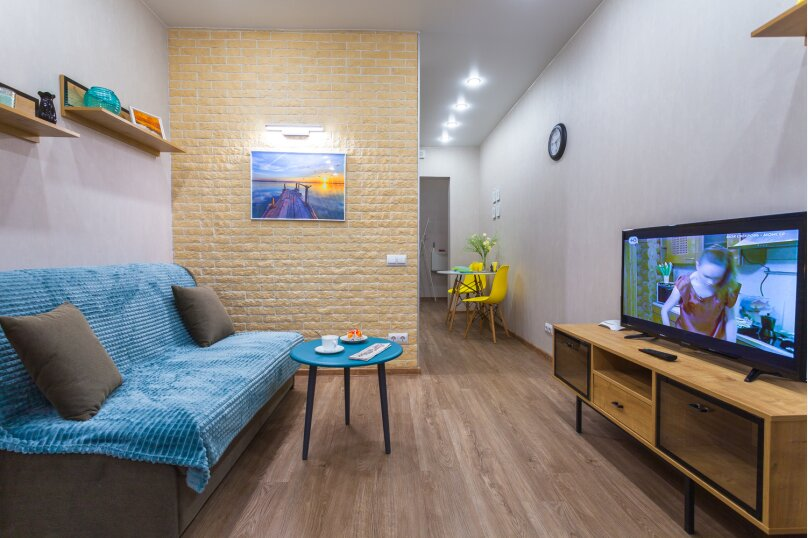 1-комн. квартира, 34 кв.м. на 4 человека, Московский проспект, 183-185А, Санкт-Петербург - Фотография 23