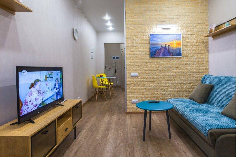 1-комн. квартира, 34 кв.м. на 4 человека, Московский проспект, 183-185А, Санкт-Петербург - Фотография 11