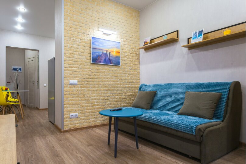 1-комн. квартира, 34 кв.м. на 4 человека, Московский проспект, 183-185А, Санкт-Петербург - Фотография 12