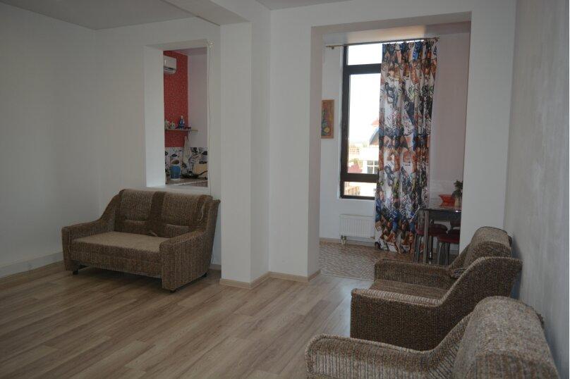 1-комн. квартира, 40 кв.м. на 5 человек, улица Шевченко, 65, Анапа - Фотография 20