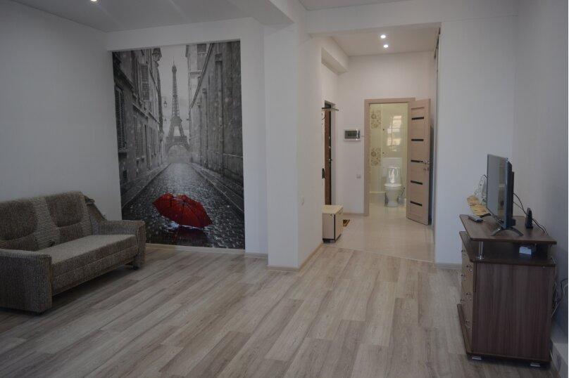 1-комн. квартира, 40 кв.м. на 5 человек, улица Шевченко, 65, Анапа - Фотография 21