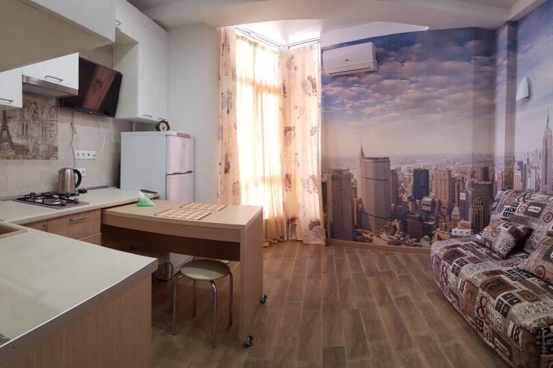 1-комн. квартира, 24 кв.м. на 2 человека, улица Просвещения, 147/1, Адлер - Фотография 6