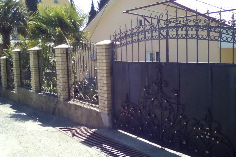 Гостевой дом , с. Малореченское, ул. Виноградная на 6 комнат - Фотография 3
