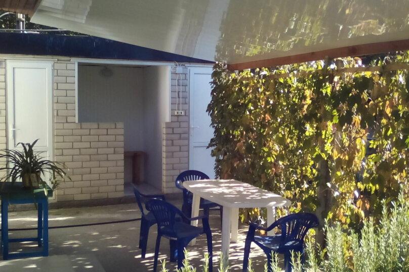 Гостевой дом , с. Малореченское, ул. Виноградная на 6 комнат - Фотография 30