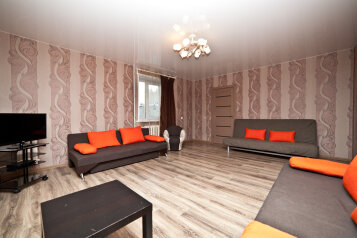 2-комн. квартира, 60 кв.м. на 8 человек, улица Якова Свердлова, 14, Екатеринбург - Фотография 1