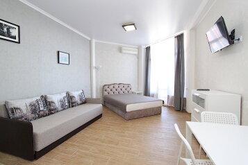 4 Этаж 1401:  Квартира, 4-местный, 1-комнатный, Гостиница, Черноморская набережная на 8 номеров - Фотография 4