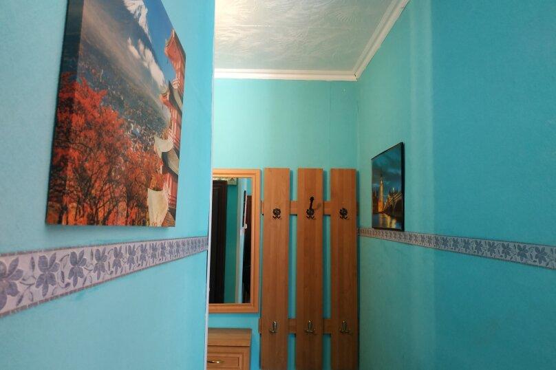 1-комн. квартира, 31 кв.м. на 4 человека, улица Попова, 25, метро Площадь 1905 года, Екатеринбург - Фотография 9