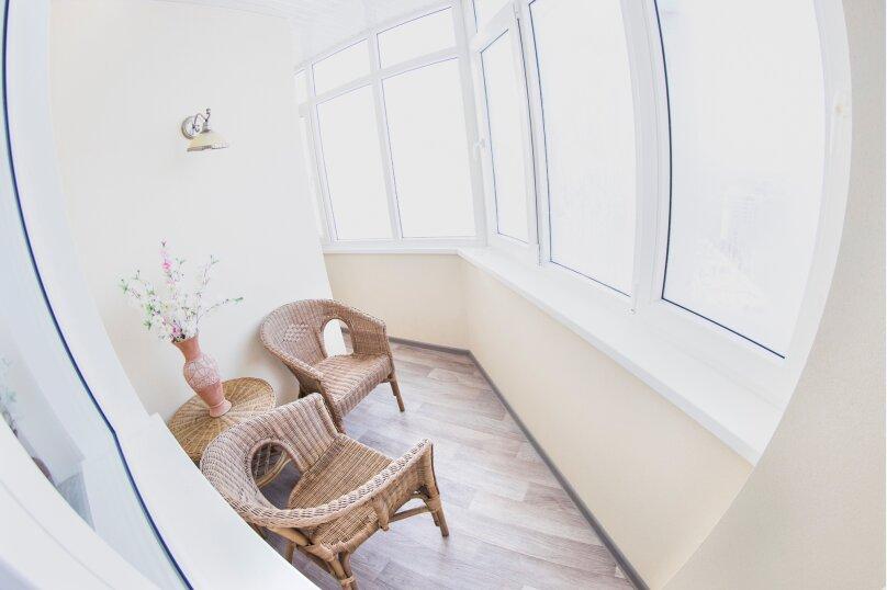 1-комн. квартира, 45 кв.м. на 4 человека, улица Мичурина, 55/61, Саратов - Фотография 7