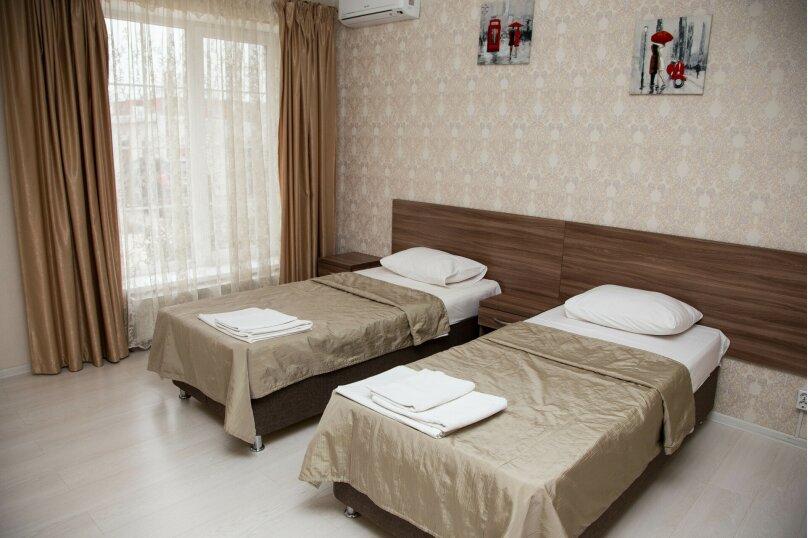 Стандарт двухместный с одной большой или двумя раздельными кроватями , Российская улица, 369А, Краснодар - Фотография 1