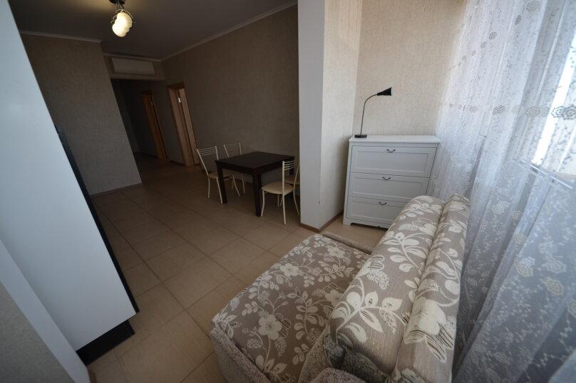 2-комн. квартира, 99 кв.м. на 6 человек, пер. Богдана Хмельницкого, 10, Адлер - Фотография 16