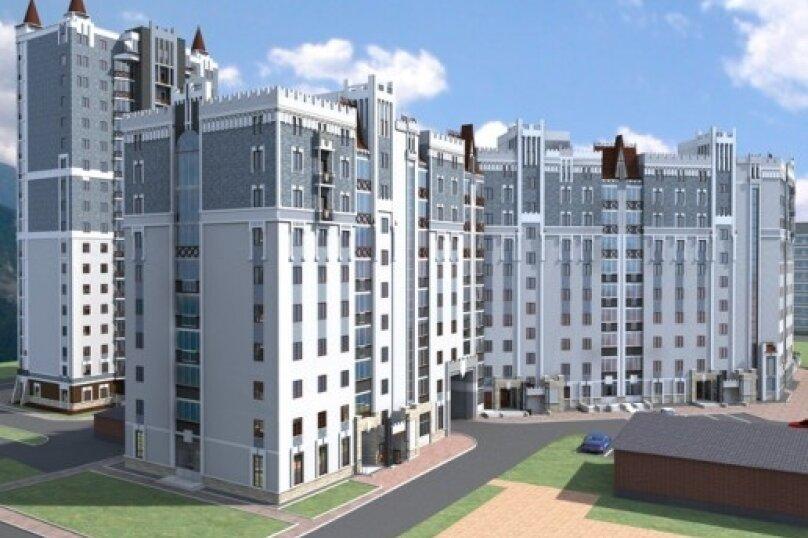 1-комн. квартира, 41 кв.м. на 3 человека, Селькоровская улица, 34, Екатеринбург - Фотография 1