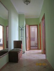 2-комн. квартира, 55 кв.м. на 4 человека, улица Челнокова, Севастополь - Фотография 3