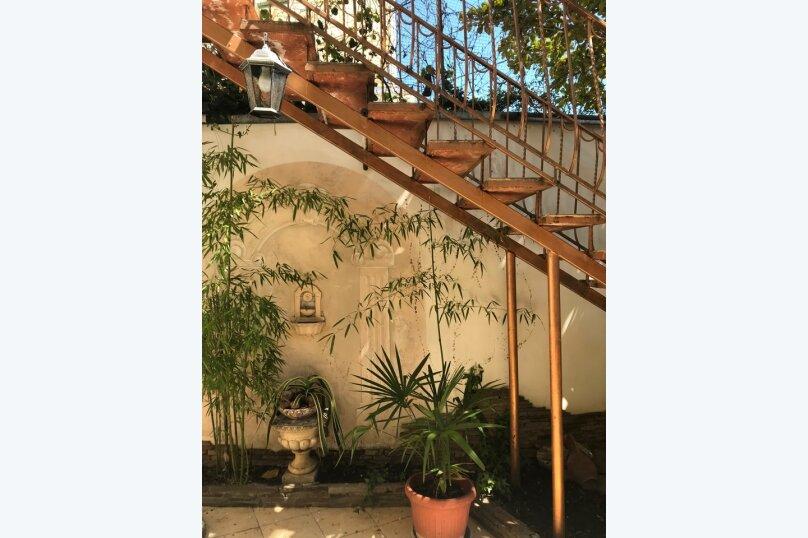 Гостевой дом  с двориком  студия №2 пляж чистый, 22 кв.м. на 3 человека, 1 спальня, Поликуровская улица, 5, Ялта - Фотография 8
